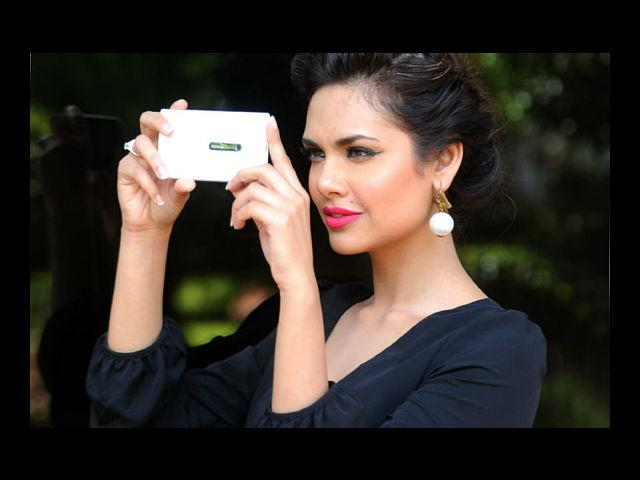 <b>20. Esha Gupta</b><br>The last model on this list is Esha Gupta, who after her Miss India stint, took to Bollywood and made her debut in 'Jannat 2'. She will next be seen in an item number in 'Gori Tere Pyaar Mein'.