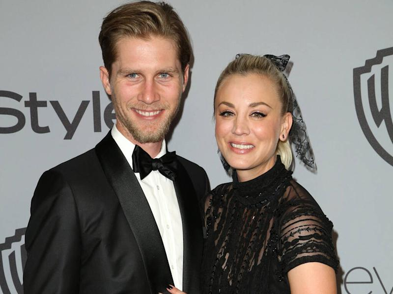 Kaley Cuoco moving in with husband Karl Cook