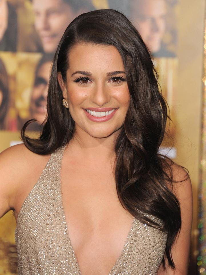 "<a href=""http://movies.yahoo.com/movie/contributor/1809577613"">Lea Michele</a> at the Los Angeles premiere of <a href=""http://movies.yahoo.com/movie/1810219047/info"">New Year's Eve</a> on December 5, 2011."