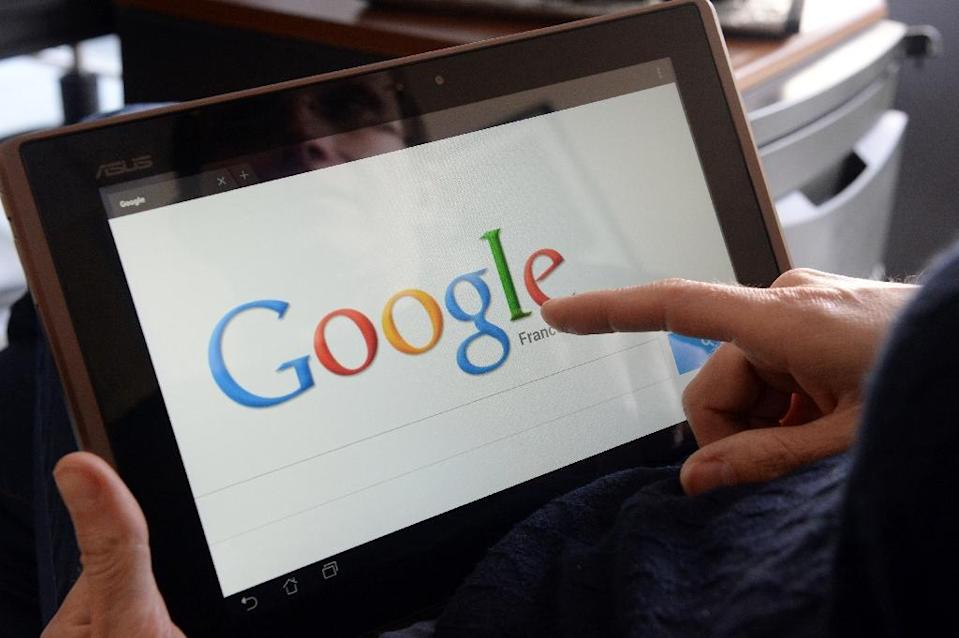 Google is one of several multinational corporations that have come under fire in Europe for paying extremely low taxes by shifting revenue across borders in an often complex web of financial arrangements (AFP Photo/Damien Meyer)