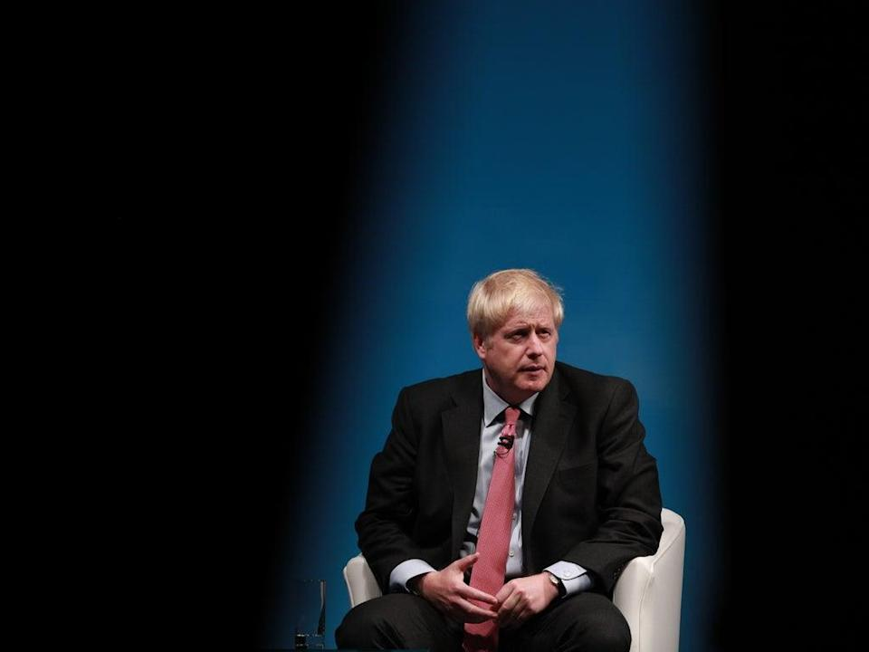 Prime Minister Boris Johnson rightly understands that levelling up is a national challenge but one delivered at a local level   (Getty Images)