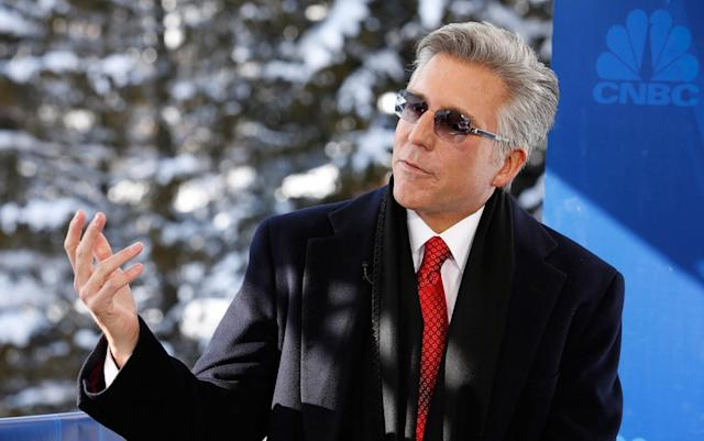 <p>No. 17 (tie): SAP CEO Bill McDermott<br>CEO approval rating: 92 per cent<br>(CNBC) </p>