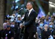 <p>Bruce Springsteen (Photo by Ed Jones-Pool/Getty Images)</p>