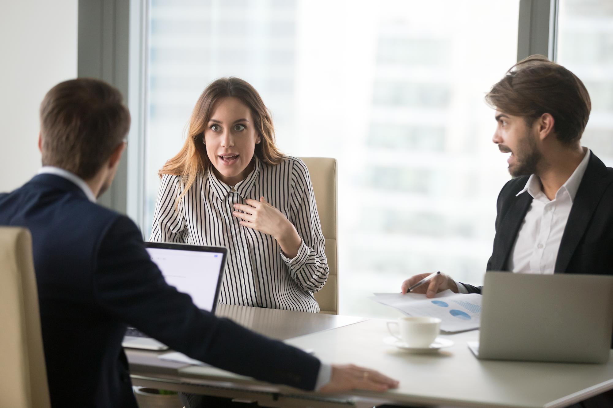 Women less likely to get their ideas endorsed at work than men