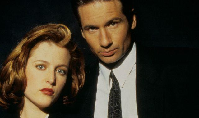 The X-Files: Mulder and Scully reunite with cast for new project