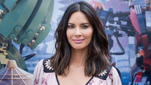 PHOTO: Olivia Munn attends the cast photo call for Warner Bros. Pictures' 'The LEGO Ninjago Movie' at LEGOLAND, Sept. 14, 2017, in Carlsbad, California. (Greg Doherty/Getty Images)