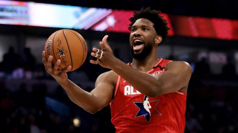 Joel Embiid: I'm proving I'm the best in the world