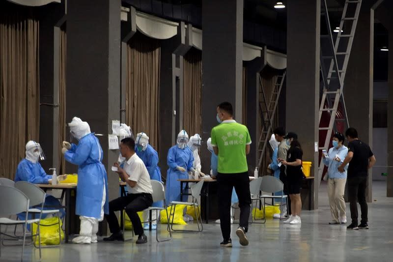 The Latest: China rejects food imports after virus detected
