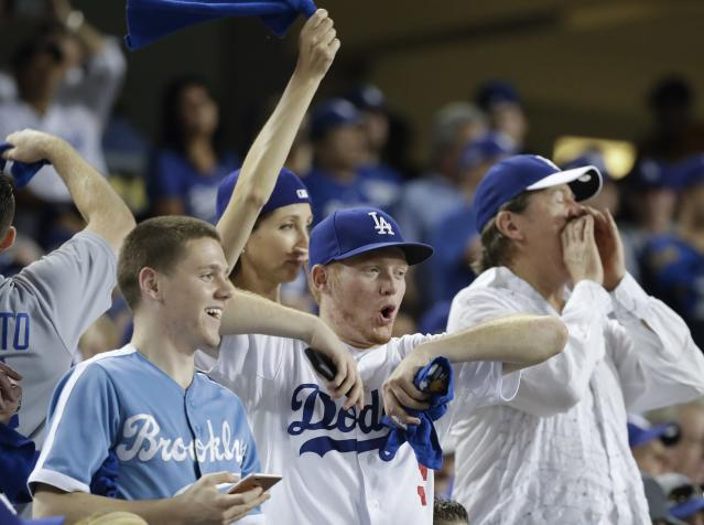 The Dodgers are set up to be perennial contenders. (AP Photo)