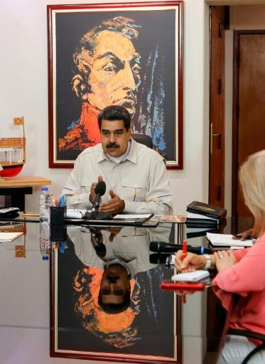 Venezuelan President Nicolas Maduro has replaced his energy minister in the wake of repeated power outages