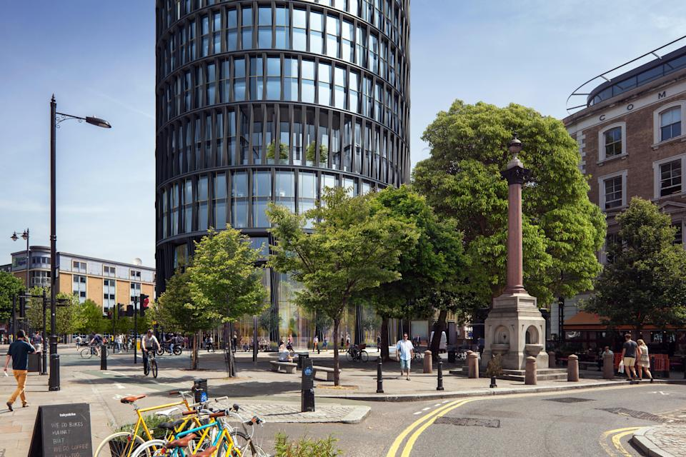 <p>The company is building a £200 million new hotel in Shoreditch (PPHE)</p> (PPHE)
