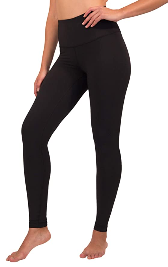 90 Degree by Reflex High Waist Squat Proof Interlink Leggings