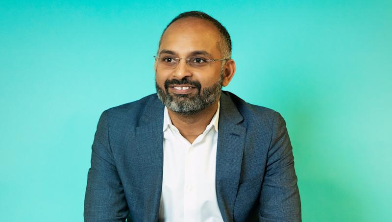 Zopa chief executive Jaidev Janardana. Photo: Zopa
