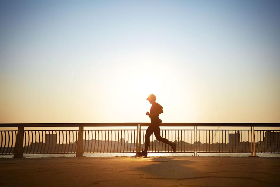 <p>Hanging out with friends on a Saturday morning? Unthinkable. Us runners prioritize our training above all else. Tell your sister to move the baby shower to the afternoon because we've got 16 miles to run.</p>