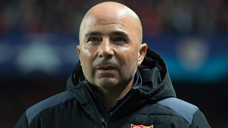 Séville, Sampaoli encense le Real