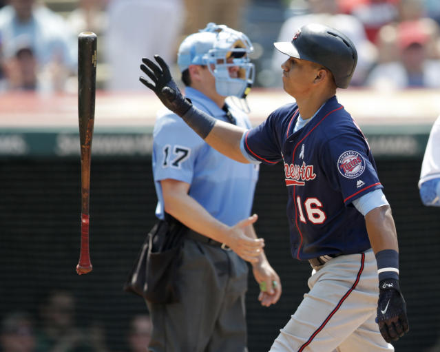 The Twins' struggles are getting more pronounced as the season goes on. (AP)