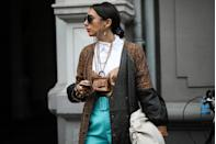<p>This is one of the easiest trends to get started with, using what you already have. We love how this new way to wear your micro bags takes any look to the next level. Just add your tiny purse to your favorite chain or simply adjust the straps, and you've got the look.</p>