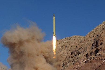 Ballistic missile is launched and tested in an undisclosed location, Iran