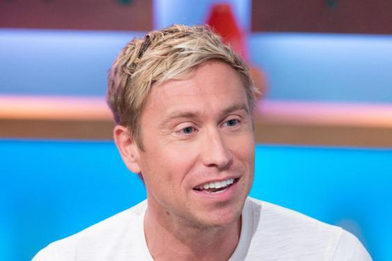 Russell Howard on 'Sunday Brunch' (Rex Features)