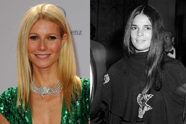 For as long as we remember, straight hair will forever be in style. Ali MacGraw puts a hippie vibe to the straight hair in the 70s while Gwyneth Paltrow adds glamour to the sleek 'do today.