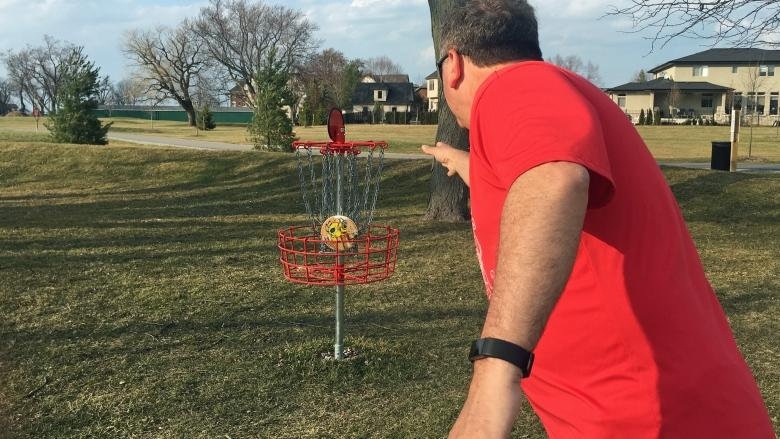 Windsor-Essex nets its first disc golf course