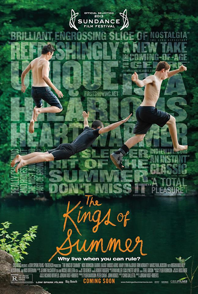 "CBS Films' ""The Kings of Summer"" - 2013"