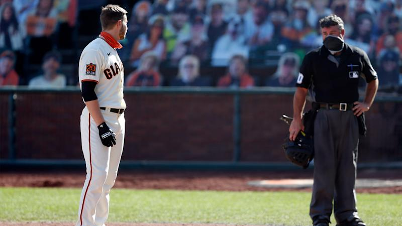 Mike Krukow's emphatically against robot umps after calls hurt Giants