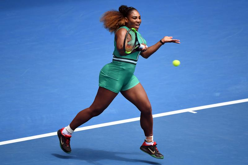 94fc6f383ee5 Serena Williams Found a Brilliant Way Around the Catsuit Ban