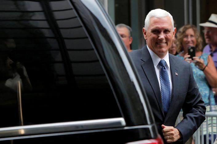 "In 2000, Pence suggested that&nbsp;money from a program to help those with HIV/AIDS should be repurposed toward&nbsp;organizations that &ldquo;provide assistance to those seeking to change their sexual behavior,&rdquo;&nbsp;<a href=""https://www.buzzfeed.com/andrewkaczynski/here-is-mike-pences-questionable-2000-proposal-on-hivaids-fu?utm_term=.iuPWknwvx#.hxOLPykGn"" rel=""nofollow noopener"" target=""_blank"" data-ylk=""slk:BuzzFeed reports"" class=""link rapid-noclick-resp"">BuzzFeed reports</a>.&nbsp;<br> <br> He's also suggested that&nbsp;<a href=""http://fivethirtyeight.com/features/two-times-mike-pence-brushed-off-science/"" rel=""nofollow noopener"" target=""_blank"" data-ylk=""slk:needle exchange programs"" class=""link rapid-noclick-resp"">needle exchange programs</a>, which can be used to help prevent the spread of HIV, encouraged drug use. &nbsp;<br><br>Last year, Pence reluctantly allowed for a <a href=""http://www.indystar.com/story/news/politics/2015/05/05/pence-signs-bill-facilitate-needle-exchange-programs/26946043/"" rel=""nofollow noopener"" target=""_blank"" data-ylk=""slk:short-term needle exchange program"" class=""link rapid-noclick-resp"">short-term needle exchange program</a> to be put into place in Indiana following <a href=""http://www.npr.org/sections/health-shots/2015/03/28/395821345/indianas-hiv-spike-prompts-new-calls-for-needle-exchanges-statewide"" rel=""nofollow noopener"" target=""_blank"" data-ylk=""slk:a spike in HIV infections"" class=""link rapid-noclick-resp"">a spike in HIV infections</a> across the state. &nbsp;<br><br>""I do not enter into this lightly,"" he&nbsp;<a href=""http://www.indystar.com/story/news/politics/2015/03/25/gov-pence-visit-indiana-county-hiv-outbreak/70427432/"" rel=""nofollow noopener"" target=""_blank"" data-ylk=""slk:told The Indianapolis Star"" class=""link rapid-noclick-resp"">told The Indianapolis Star</a>. ""In response to a public health emergency, I'm prepared to make an exception to my long-standing opposition to needle exchange programs."""