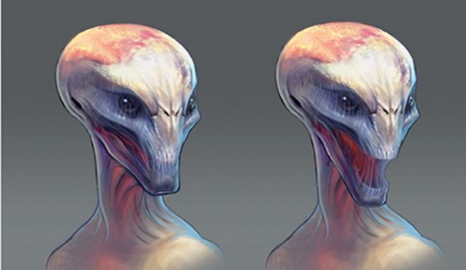 Xcom 2 Concept Art Offers Visions Of An Alien Dystopia