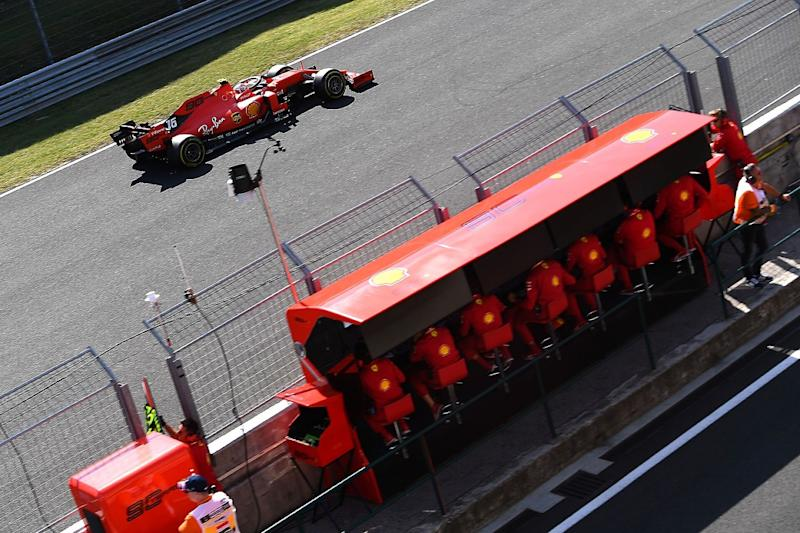Ferrari: Calendar growth and budget cap poses risk