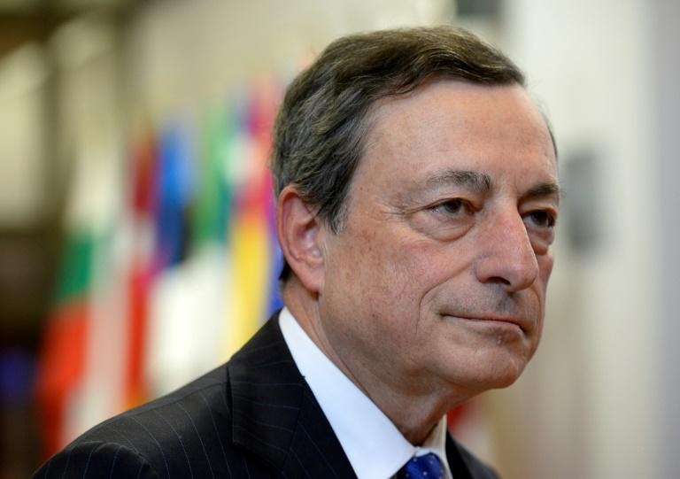 (Arquivo) O presidente do BCE, Mario Draghi