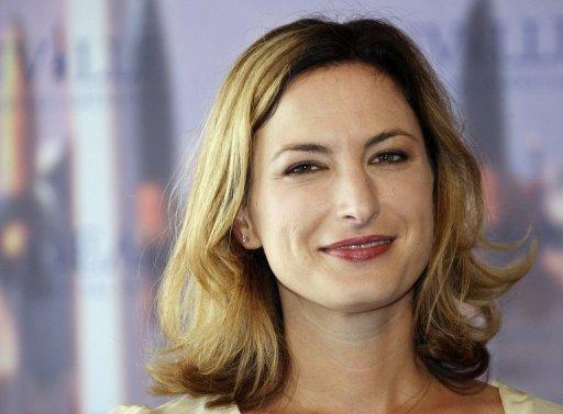 """US film director Zoe Cassavetes says as a woman she just wants equal treatment in a tough sector. Zoe Cassavetes, is the daughter of US actor-director John Cassavetes and actress Gena Rowlands and the director of a short called """"The Powder Room"""""""
