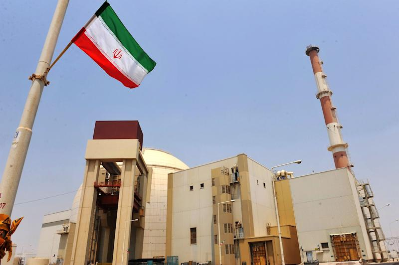 Iran's Rouhani Upbeat on European Plan to Save Nuclear Deal