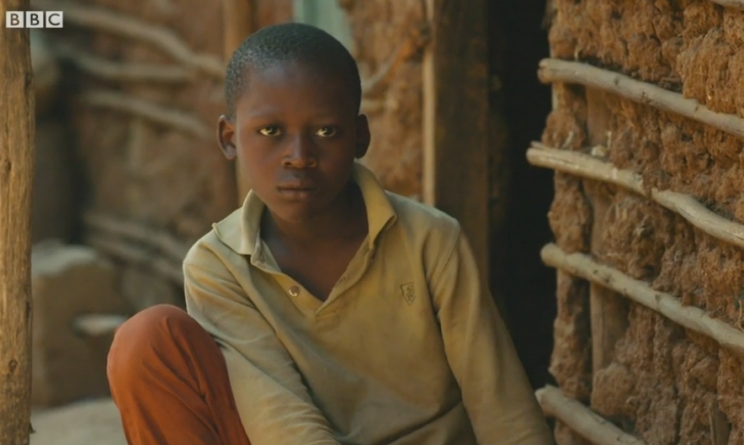 Orphan Godfrey benefits from a counsellor and bereavement group funded through Comic Relief