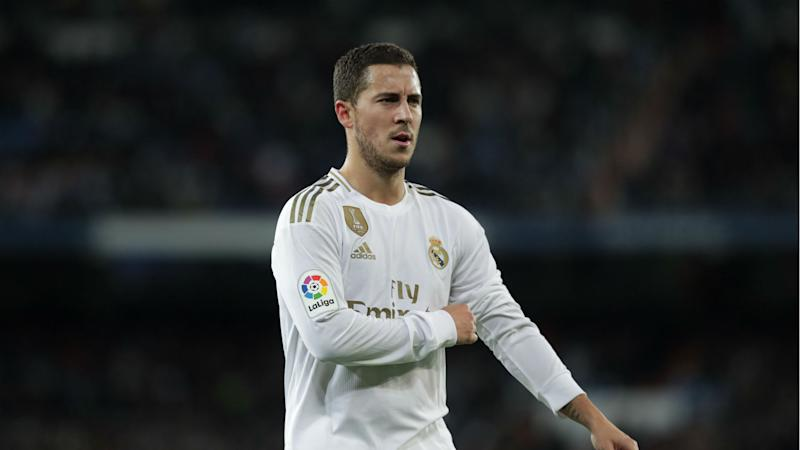 Eden Hazard 100 per cent fit and ready for Real Madrid return, says Zinedine Zidane