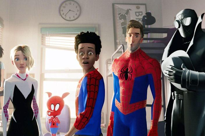 Spider-Man: Into the Spider-Verse (Sony Pictures Animation)