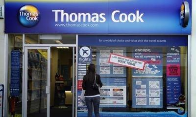 Thomas Cook tours City to find chairman Meysman's successor