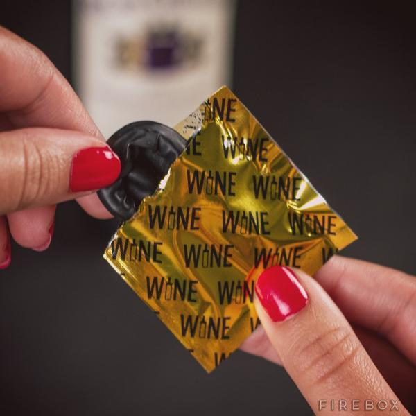 <p>99.9% effective at preventing unplanned wine spillages. [Firebox, £12.99] </p>