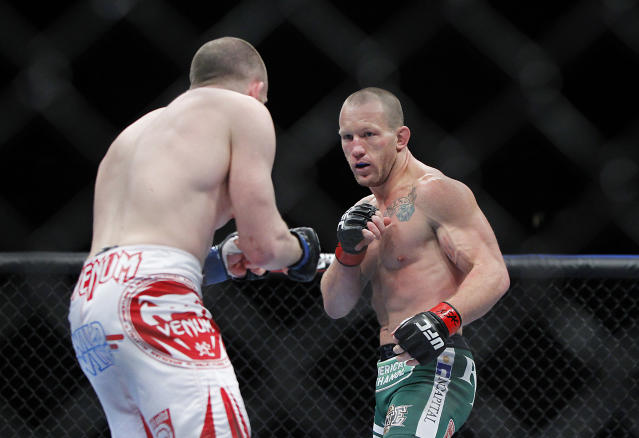 Gray Maynard's road back begins Saturday at UFC Fight Night