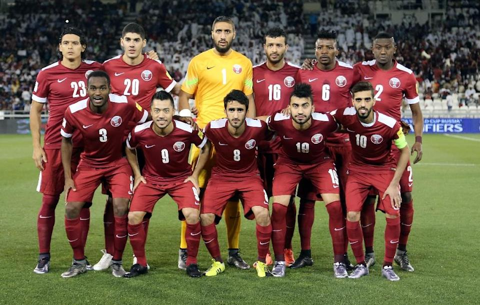 If Qatar fail to qualify for the 2018 World Cup, the team will face four years of inevitable sneering that come 2022 their place among the sport's elite will be due only to the country's extraordinary wealth (AFP Photo/Karim Jaafar)