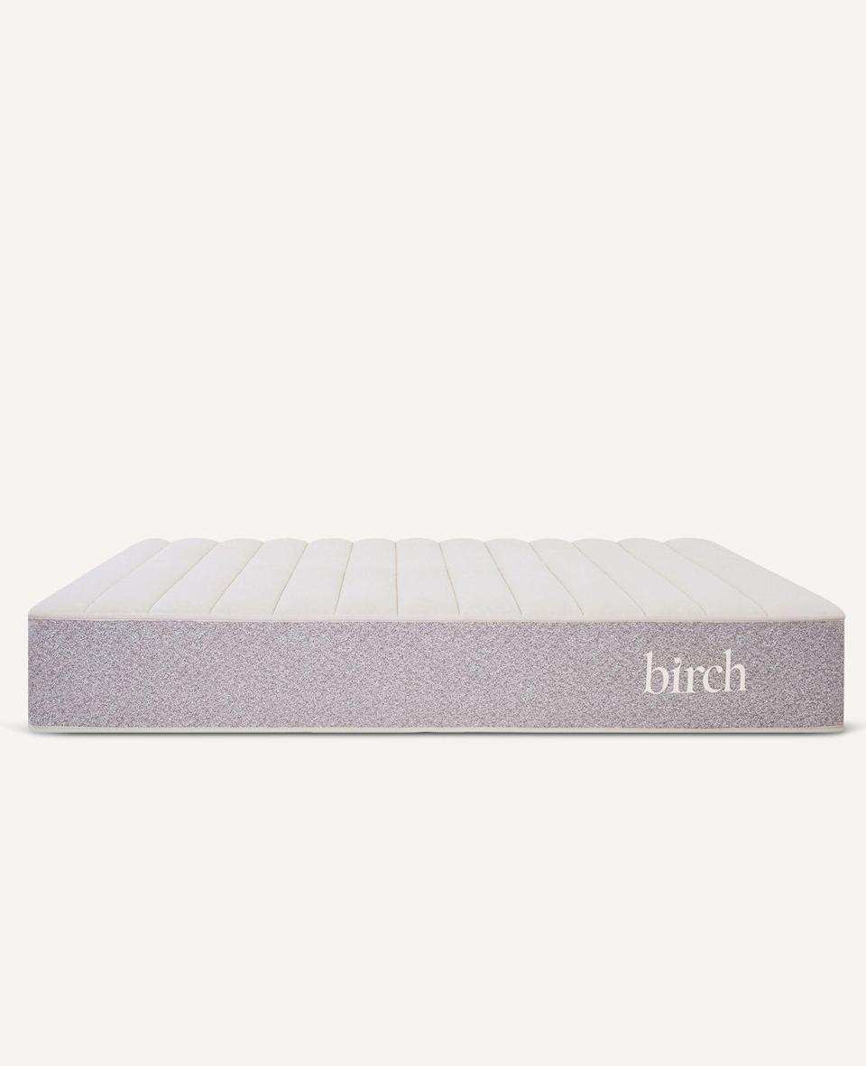 """<p><strong>Birch</strong></p><p>birchliving.com</p><p><strong>$1299.00</strong></p><p><a href=""""https://go.redirectingat.com?id=74968X1596630&url=https%3A%2F%2Fbirchliving.com%2Fproducts%2Fbirch-natural-organic-mattress&sref=https%3A%2F%2Fwww.goodhousekeeping.com%2Fhome-products%2Fg36878757%2Fbest-soft-mattresses%2F"""" rel=""""nofollow noopener"""" target=""""_blank"""" data-ylk=""""slk:Shop Now"""" class=""""link rapid-noclick-resp"""">Shop Now</a></p><p>Although this mattress isn't traditionally what one might think of as a soft mattress since it's not made with foam, it's still great for someone who prefers a plush mattress because it's <strong>ergonomically designed to help relieve pressure from areas like hips and shoulders.</strong> If you want to add even more softness to this mattress, you can also purchase their Plush Organic mattress topper. </p><p>This mattress is made with latex, which has a slightly bouncier feel, and the wool and cotton help make it breathable. The cotton and latex are also GOTS-certified and OEKO-TEX-certified which means it's free of known harmful chemicals.</p><p>• <strong>Height:</strong> 11 inches<br>• <strong>Firmness levels:</strong> Medium<br>• <strong>Sizes:</strong> Twin, Twin XL, Full, Queen, King, California King<br>• <strong>Trial Period:</strong> 100 nights</p>"""