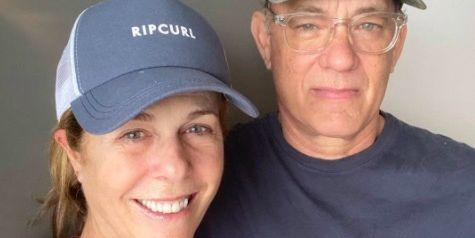 Tom Hanks' wife Rita Wilson just shared her phone number in the name of coronavirus