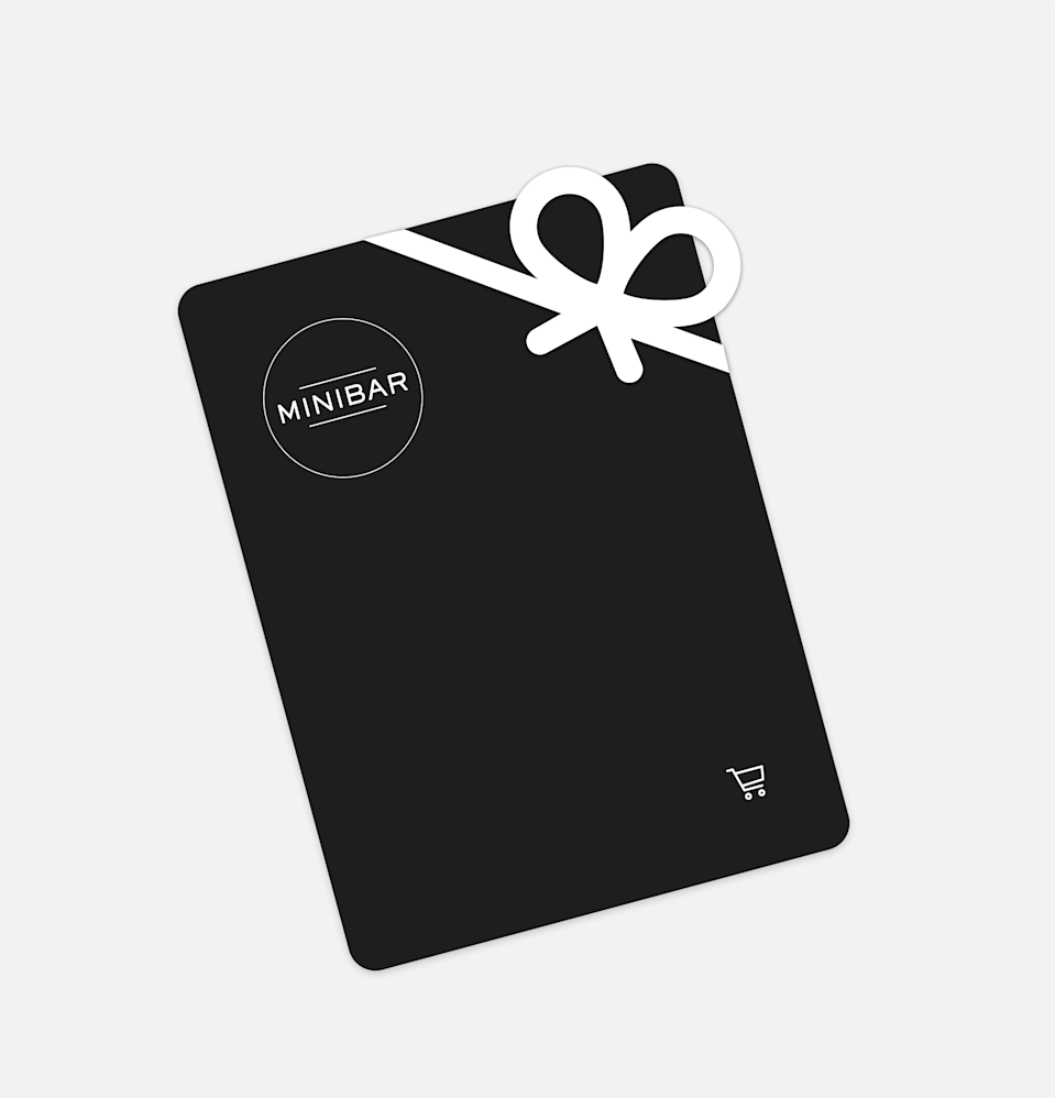 """<h2>Minibar Delivery Gift Card</h2><br>Let's face it, 2020 has been a hard year, so why not <a href=""""https://www.refinery29.com/en-us/2020/11/10145922/bud-light-seltzer-ugly-sweater-best-worst-flavors"""" rel=""""nofollow noopener"""" target=""""_blank"""" data-ylk=""""slk:give the gift of hard seltzer"""" class=""""link rapid-noclick-resp"""">give the gift of hard seltzer</a> or hard tea or spirits or wine this year. <br><br><strong>Minibar Delivery</strong> Minibar Gift Card, $, available at <a href=""""https://go.skimresources.com/?id=30283X879131&url=https%3A%2F%2Fminibardelivery.com%2Fgift-cards"""" rel=""""nofollow noopener"""" target=""""_blank"""" data-ylk=""""slk:Minibar Delivery"""" class=""""link rapid-noclick-resp"""">Minibar Delivery</a>"""