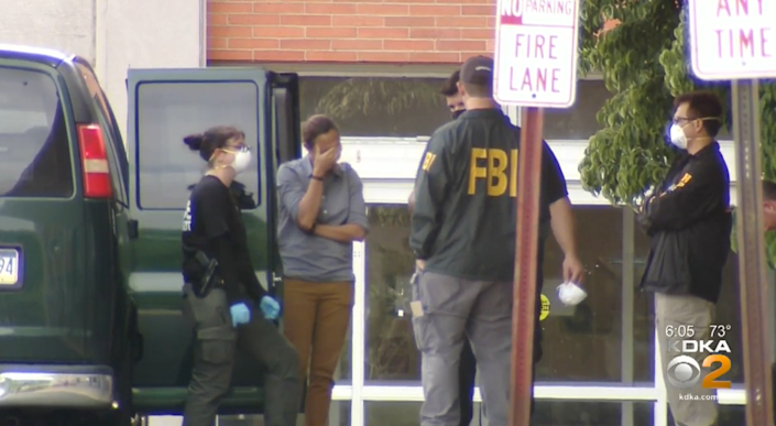 FBI agents raided the Brighton Rehabilitation and Wellness Center after more than 300 residents contracted COVID-19, 82 of them dying from the virus.