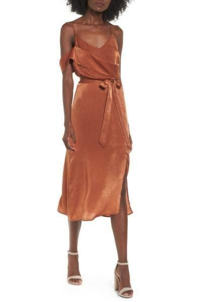 Get this figure-flattering midi at <span>Nordstrom for $85</span>.