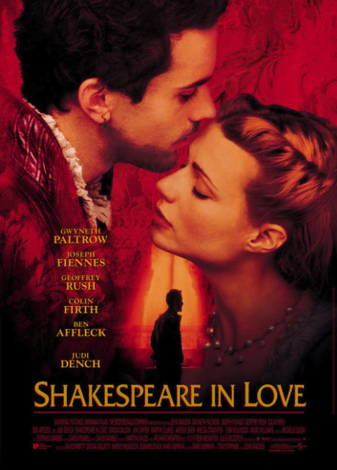 "<p>""You will never age for me, nor fade, nor die.""</p><p><em>—Shakespeare In Love </em>(1998)</p>"