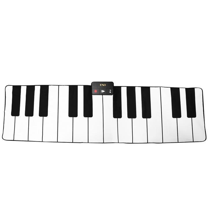 <p>FAO Schwarz is officially back, and what better way to re-introduce the brand to your family than with this fun <span>FAO Schwartz Floor Piano Dance Mat</span> ($80). You'll have just as much fun playing with this as they will.</p>