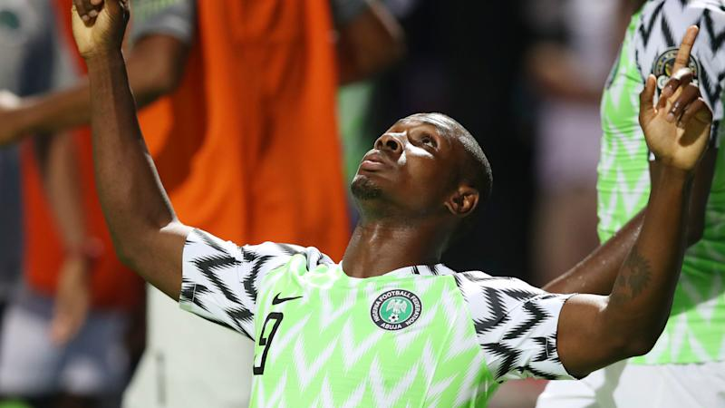 Afcon 2019 top scorer Odion Ighalo quits international football with Nigeria