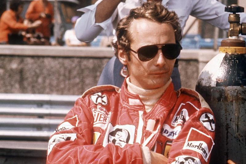 F1 legend Niki Lauda has died at the age of 70 (Rex Features)